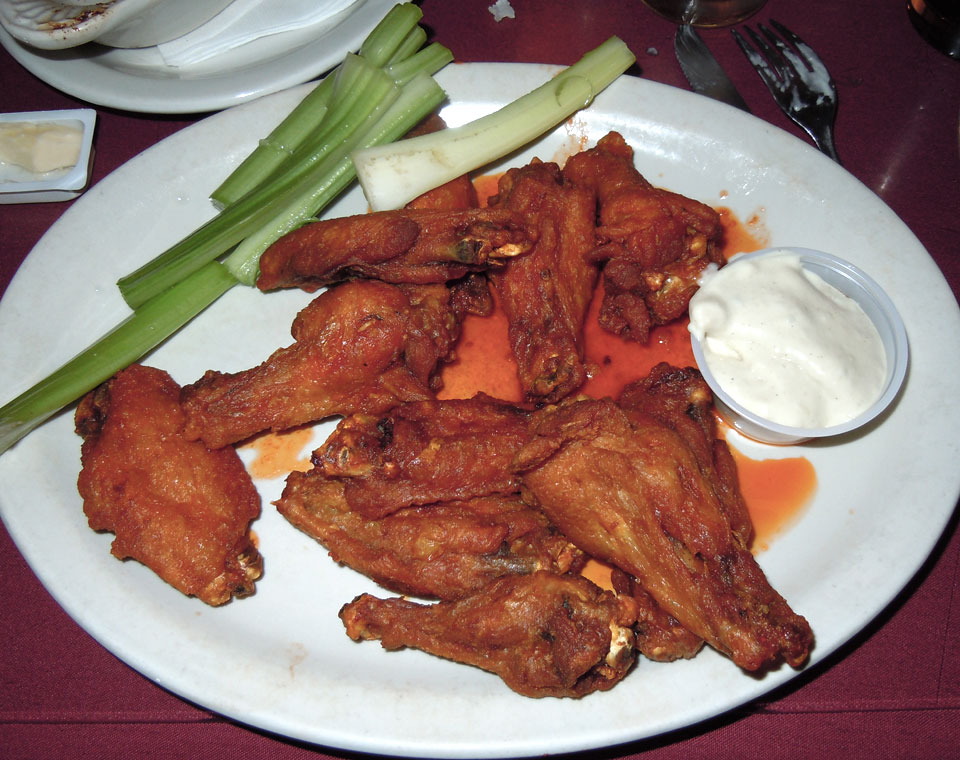 The Original Chicken Wings!