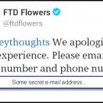 FTD's Response